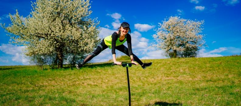 Nové online jumping centrum – jumping tréningy na doma