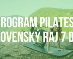 """7-dňový tréningový plán """"PILATES Slovenský Raj"""""""