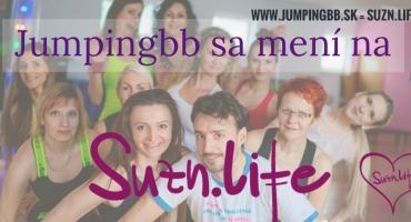 Jumpingbb sa mení na Suzn.life
