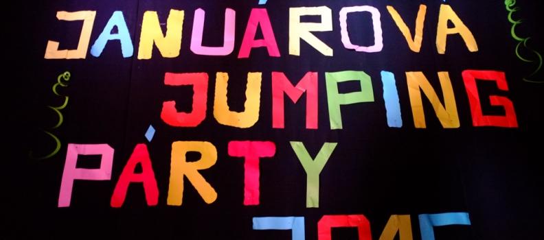 Narodeninové Jumping party 2013 – 2016