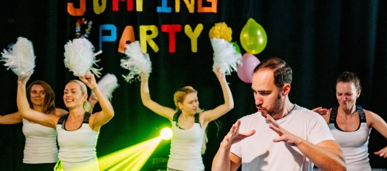 JUMPING PARTY S MILANOM LIESKOVSKÝM PRESUNUTÁ NA 8.8.2021