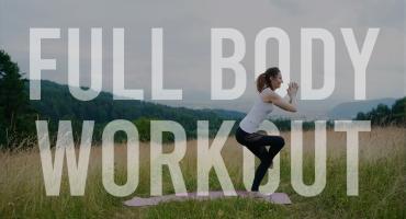 Tréning na spevnenie celého tela